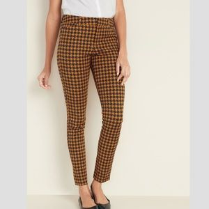 Houndstooth Pixie Pants